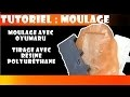 Tutoriel : Moulage et tirage rapide (Oyumaru et Résine polyuréthane)