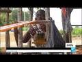 Le pagne Wax, tissu symbole de l'Afrique
