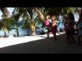 1er pas de danse tahitienne