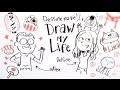 Draw My Life - aAlex et Delfine au Japon - Issekinicho