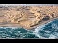 12 photos spectaculaires du Sahara marocain entre sable et vagues