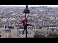 â–º Performance Iya Traoré devant le Sacré-Cœur de Montmartre (Football Freestyler - version courte)