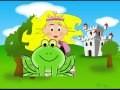 Histoires pour enfants inédites à écouter - La princesse et la grenouille... qui insiste