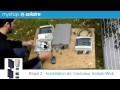 MyShop Solaire - Montage d'un kit solaire d'autoconsommation avec onduleur Soladin Web