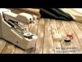 NC5793 - Mini machine à coudre portative