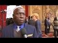 Les tirailleurs sénégalais naturalisés remercient François Hollande