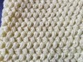 Tuto facile point  fantaisie 1  au crochet
