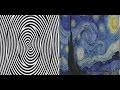 Illusion d'optique : Ce tableau de Van Gogh prend vie devant vos yeux !