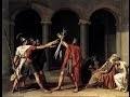 David  Le Serment des Horaces. 1784