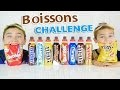 CHALLENGE BOISSONS Entre Frères - SNICKERS, BOUNTY, M&MS, MARS, SKITTLES, MILKYWAY, TWIX…