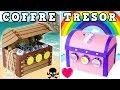 COFFRE TRESOR CODE SECRET LICORNE PIRATE