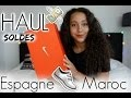 HAUL SOLDES: Espagne et Maroc