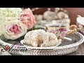 tcharek el ariane gateau algérien fondant pour l'Aïd el fitr 2017 / croissants aux amandes
