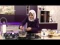 Recette de gâteaux algérien   shell Stuffed   la cuisine de Samira Tv