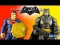 Jouet Batman Vs Superman Figurines Batman Armure DC Comics Dawn Justice Review