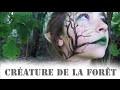 Maquillage Cre�ature de la forêt