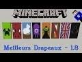 Les Meilleures Bannières [1.8] - Tutoriel - Minecraft PC