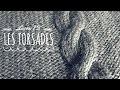 Leçon 13 : Tricoter des torsades