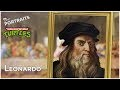 Portrait - Leonardo Da Vinci, le Génie universel - Le Point Genius