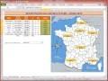 Réaliser une carte de France interactive avec Excel