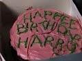 Recette gâteau d'anniversaire de Harry Potter / DIY Harry Potter birthday cake
