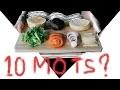 TOUTE LA NUTRITION EN 10 MOTS