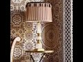 apartment avec une touche de la artisana  traditionnel marocain