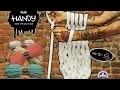 HANDY DMC L'art de tricoter sans aiguilles !