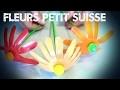 TUTO: Activité pour enfants: Fleur en petit suisse