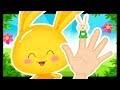 La famille des doigts Titounis - Comptines et chansons pour bébé