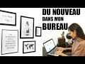 DIY : MUR DE CADRES SANS TROUS | Maile Akln