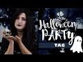 TAG l Je fête Halloween avec des personnages de romans !