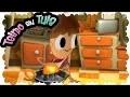 Telmo et Tula - Salade de Fruits - dessin animès pour enfants