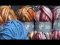 Déballage colis laine et aiguilles# 4/Unboxing wool & needles/Disimballaggio pacchetto lana e aghi