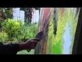 L'art et la manière du peintre Yvan Richeux-Rey