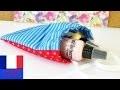 DIY Emballage cadeau en tissu | Coudre un petit sac | Petit sac mignon en tissu
