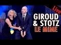 CECILE GIROUD & YANN STOTZ - Le Mime / Live dans les Années Bonheur