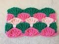 Tuto motif pour couverture au crochet