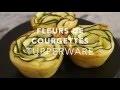 Recette Tupperware : fleurs de courgettes