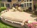 Plans de terrasse en bois et idées de terrasse ou patio