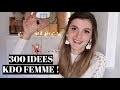 300 idées cadeau femme ! | tribulationsdanais
