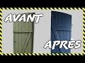 [#DIY 06] COMMENT RENOVER DES VOLETS EN BOIS