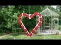 Coeur de St Valentin (Modèle PlayMais)