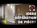 Idées de séparation de pièces pour optimiser l'espace