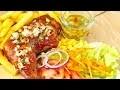 Poulet boucané, sauce chien I Je cuisine créole