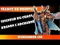 Séance de Peinture : Kranon L'Acharné Seigneur du Chaos