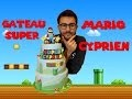 GATEAU SUPER MARIO POUR CYPRIEN VIDEO CITY| MARIO CAKE | CAKE DESIGN
