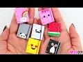 comment Fabriquer un Mini Carnet sympa | DIY MINI NOTEBOOKS AMAZING