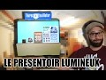 LE PRESENTOIR LUMINEUX