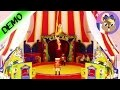 Construction Cirque Playmobil | Le cirque est en ville! Vidéo de construction Playmobil
